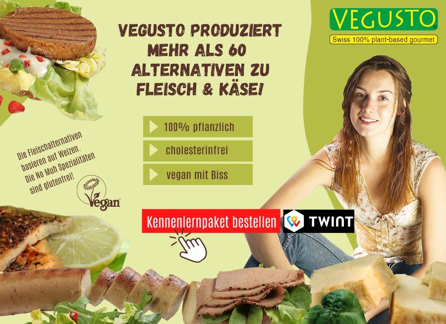 Fleischalternativen-Kennenlernpaket